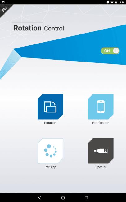 Promocja: oszczędź 13 złotych i pobierz Rotation Control Pro na Androida całkowicie za darmo 21