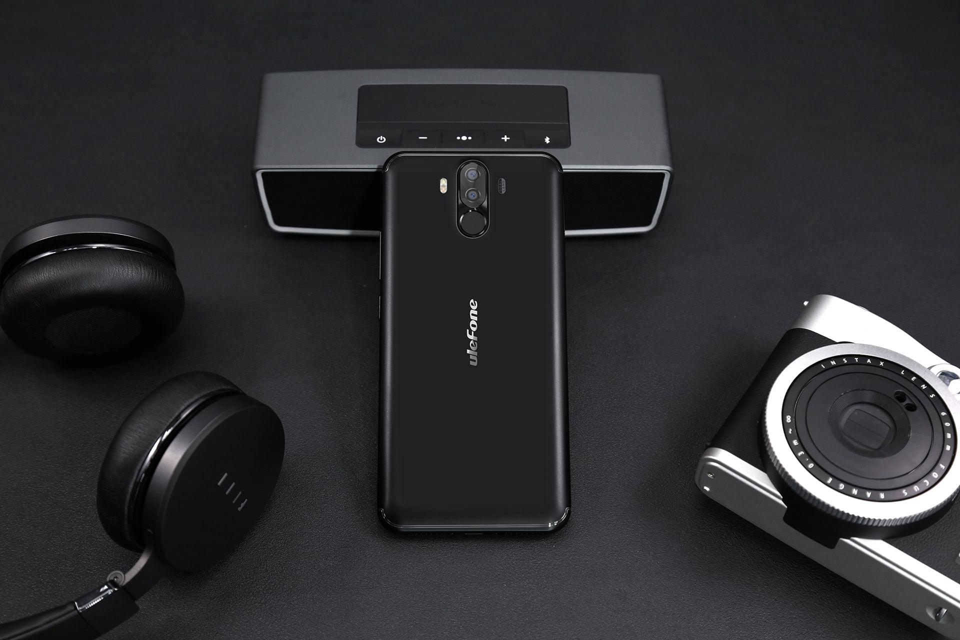 Tabletowo.pl Wkrótce ruszy przedsprzedaż Ulefone Power 3, ale już teraz można zagrać o jeden z trzech egzemplarzy Android Chińskie Smartfony