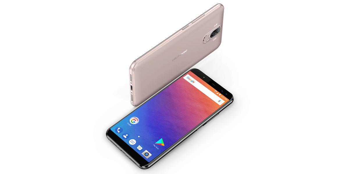 Tabletowo.pl Ulefone Power 3 zaoferuje nie tylko Androida 8.1 Oreo i baterię 6080 mAh, ale też cztery aparaty i Face ID Android Chińskie Smartfony