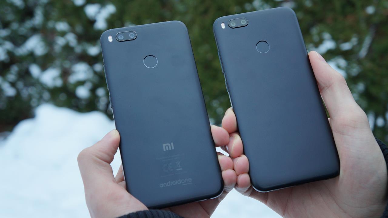 Tabletowo.pl Recenzja Xiaomi Mi A1, czyli Mi 5X w wersji Android One Android Recenzje Smartfony Xiaomi