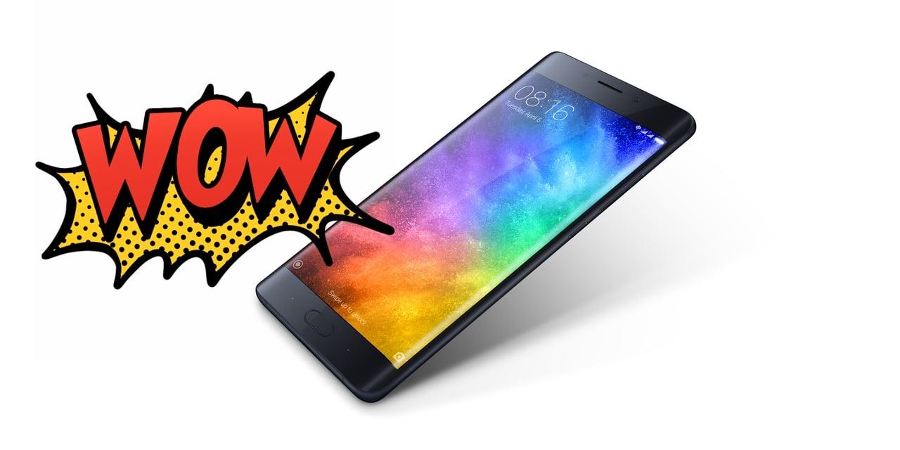 Łał, Xiaomi Mi Note 2 z oficjalnej polskiej dystrybucji jeszcze nigdy nie był tak tani! 16