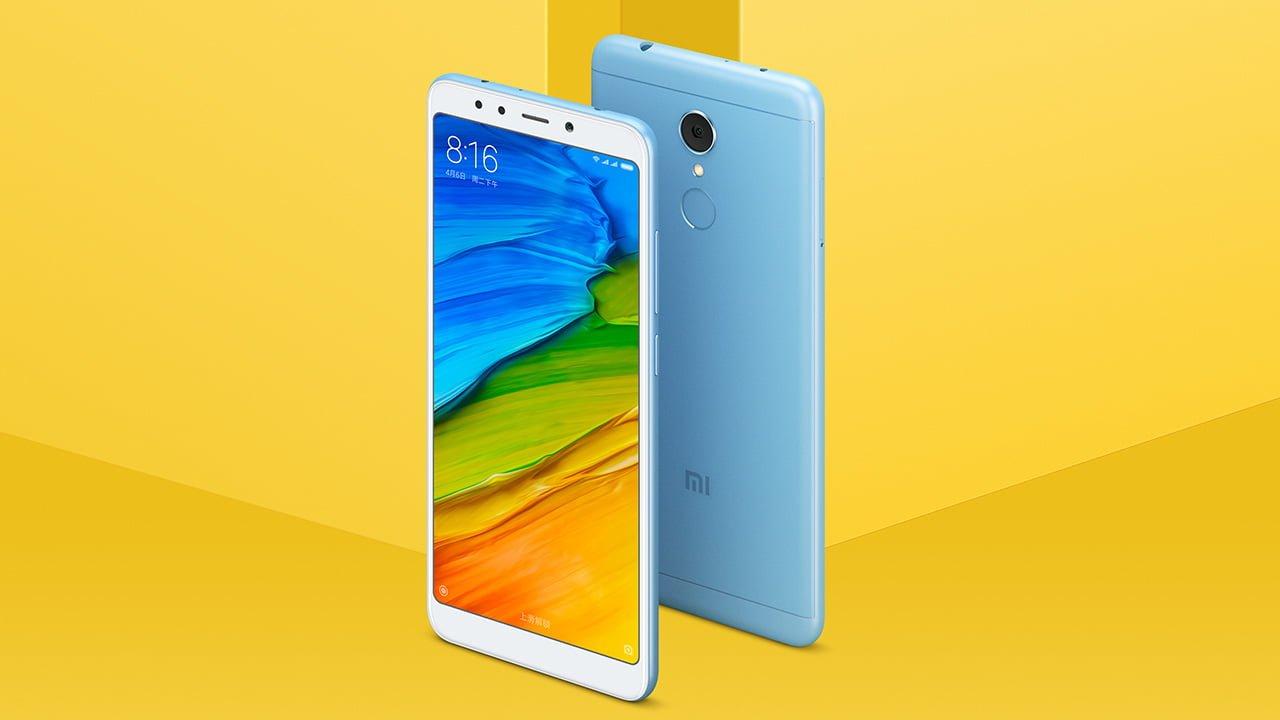 Tabletowo.pl Nowa wersja Xiaomi Redmi 5 ma sens: 4 GB RAM i 32 GB pamięci wewnętrznej Nowości Smartfony Xiaomi