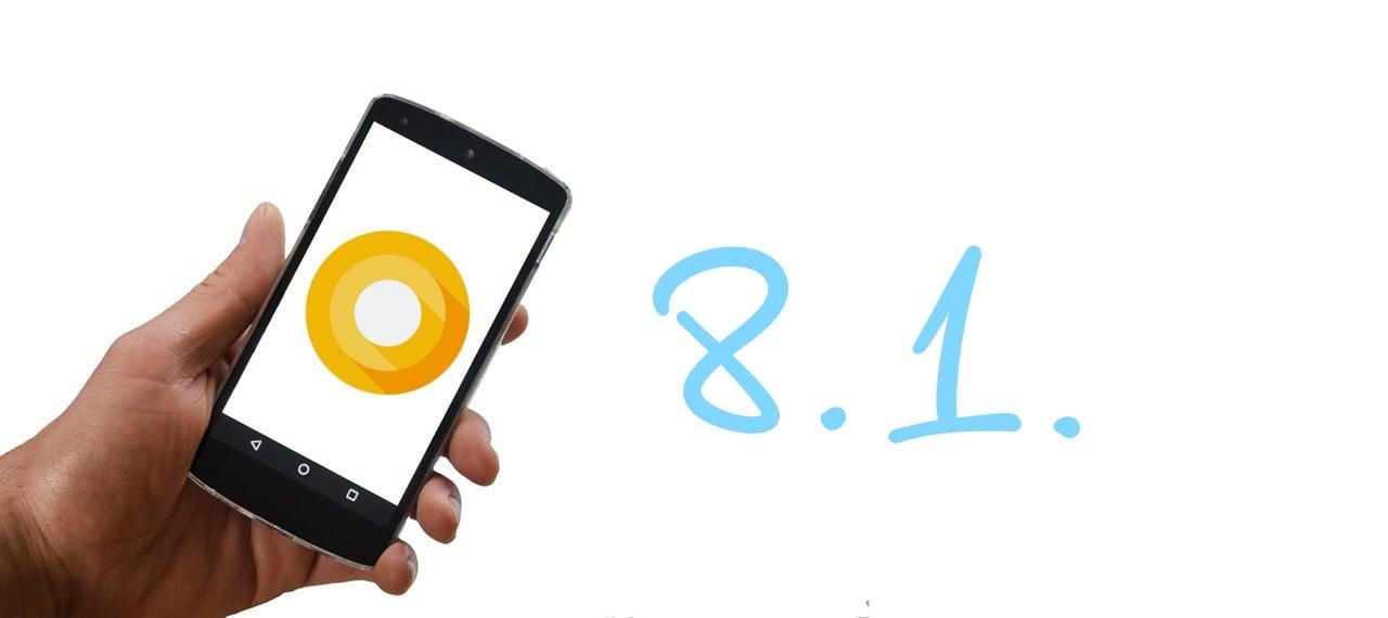 Tabletowo.pl Dziś premiera Androida Oreo w wersji 8.1 oraz Androida Go Aktualizacje Android Google Oprogramowanie