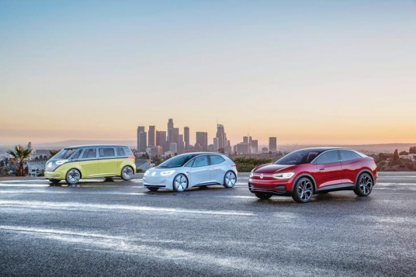 """Tabletowo.pl Pokuta za """"Dieselgate""""? Volkswagen prezentuje plany na przyszłość Moto"""