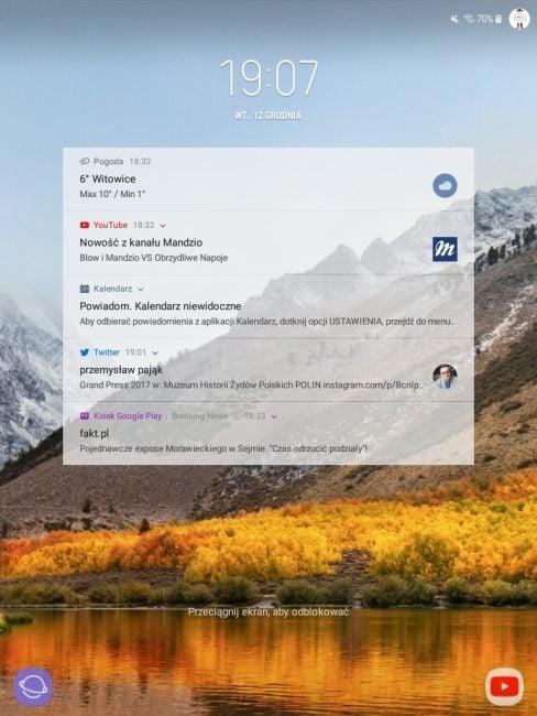 Tabletowo.pl To się nazywa wsparcie - dwuletni Galaxy Tab A 9.7 dostał Androida 7.1.1 Nougat. Brawo, Samsung Aktualizacje Android Samsung Tablety