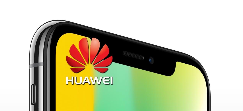 """Huawei P20 Lite też będzie miał ekran z """"uszami"""" jak iPhone X 15"""