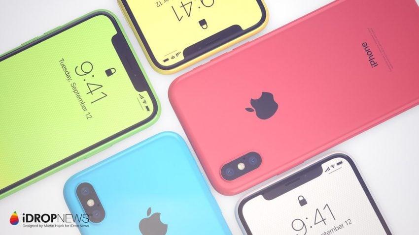 A gdyby tak wyprodukować iPhone'a Xc? Kolorowe obudowy by się przyjęły? 24