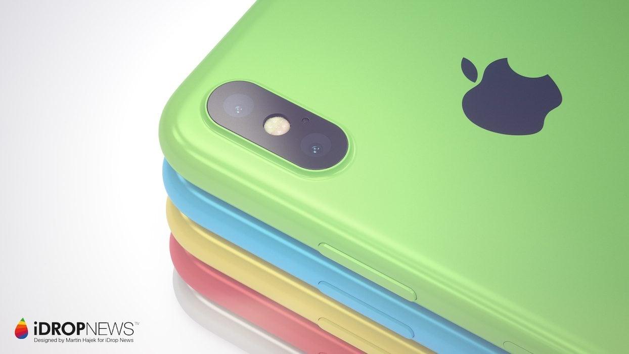 A gdyby tak wyprodukować iPhone'a Xc? Kolorowe obudowy by się przyjęły? 18