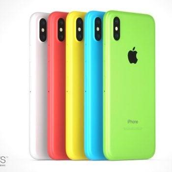 A gdyby tak wyprodukować iPhone'a Xc? Kolorowe obudowy by się przyjęły? 20