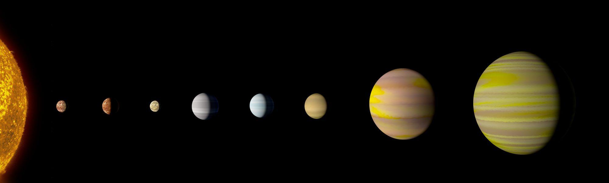 Tabletowo.pl Google pomaga NASA: odkryto dwie egzoplanety przy użyciu uczenia maszynowego Ciekawostki Google