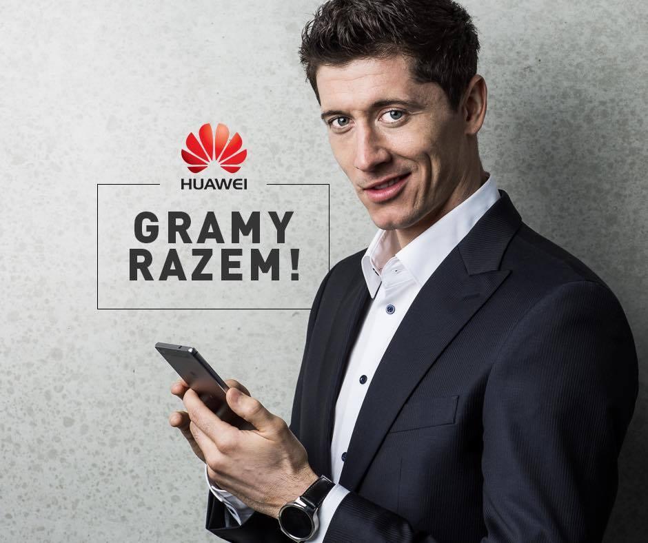 Tabletowo.pl Możesz wygrać Huawei Mate 10 Lite z podpisem Roberta Lewandowskiego Huawei Smartfony