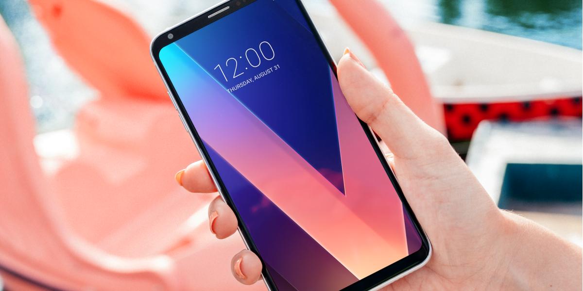 Tabletowo.pl Rozglądasz się za LG V30? Możesz go kupić taniej, a przy okazji wziąć udział w urodzinowej loterii producenta LG Promocje Smartfony
