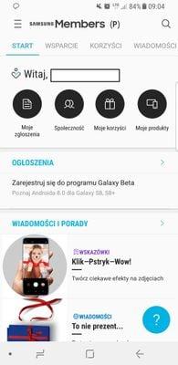 Tabletowo.pl Android Oreo na Galaxy S8 i S8+ już dostępny - ruszyły beta testy! Aktualizacje Android Samsung Smartfony