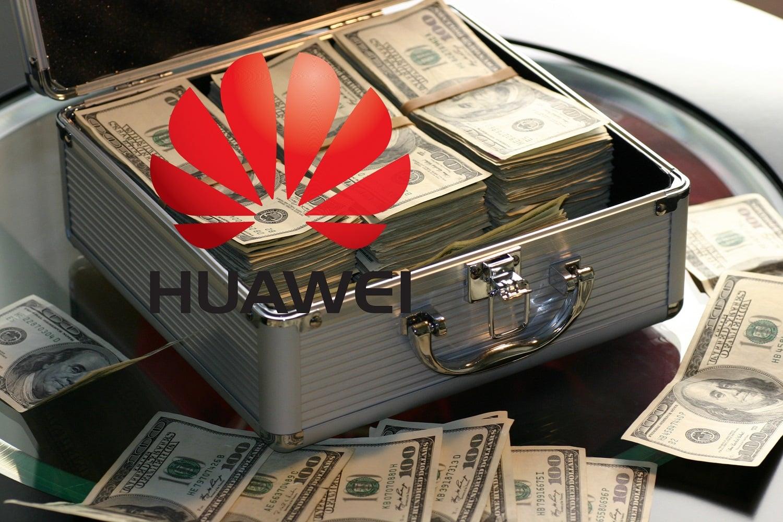 Przez USA Huawei nie zarobi nawet 30 mld dolarów