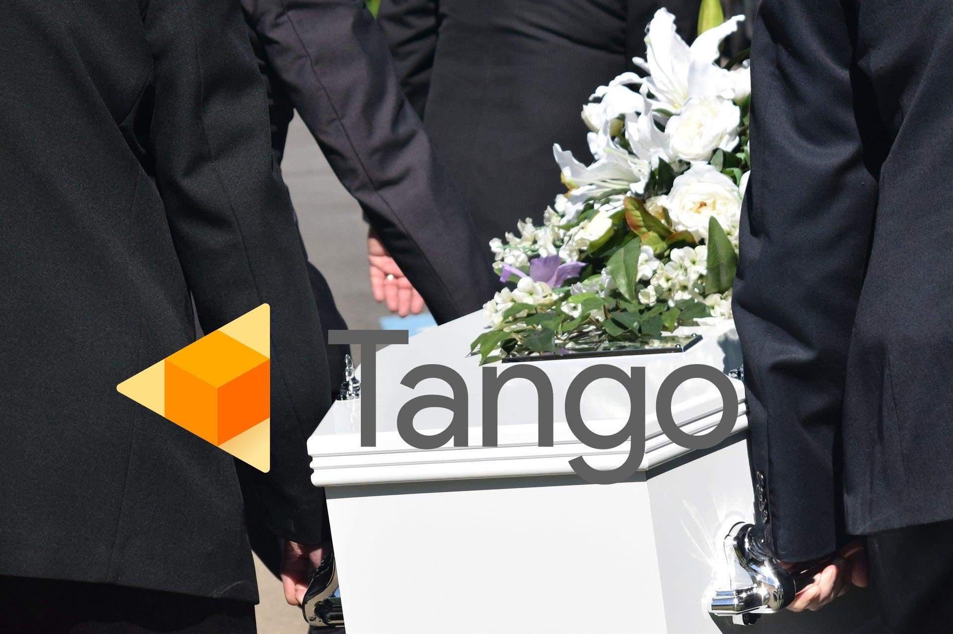 To oficjalny koniec Project Tango. Google zamyka projekt, by skupić się na ARCore 18
