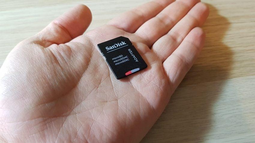Ku pamięci - warto czasem postawić na... pamięć. Recenzja SanDisk Ultra 400 GB UHS-I 26