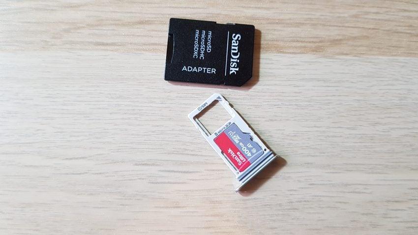 Ku pamięci - warto czasem postawić na... pamięć. Recenzja SanDisk Ultra 400 GB UHS-I 23