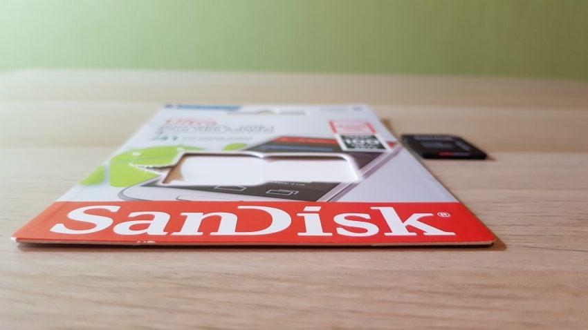 Ku pamięci - warto czasem postawić na... pamięć. Recenzja SanDisk Ultra 400 GB UHS-I 21