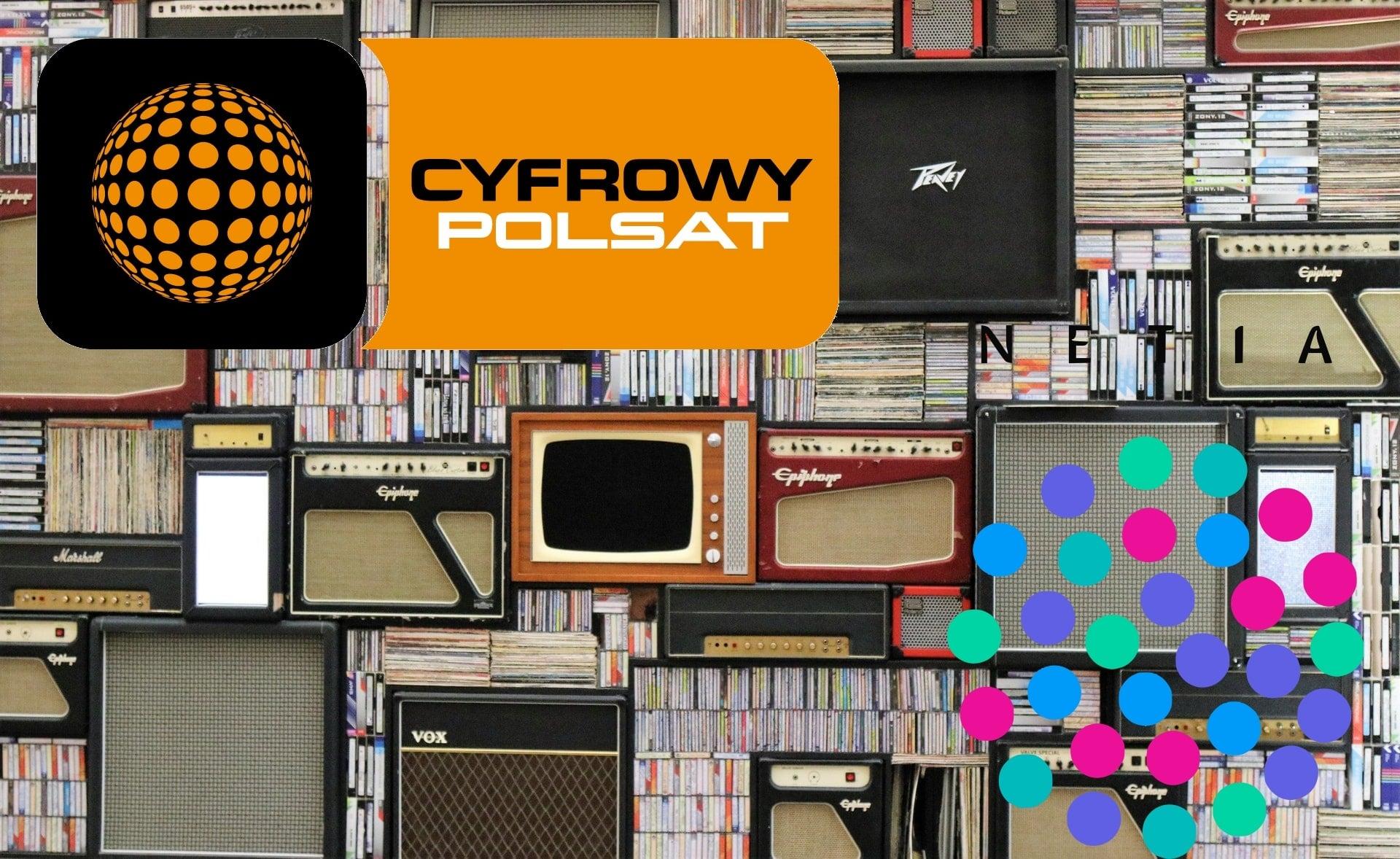 Tabletowo.pl Cyfrowy Polsat wykupił pakiet kontrolny w Netia, a do tego kupił jeszcze kilka stacji telewizyjnych Nowości