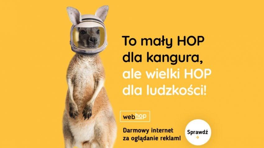 Tabletowo.pl Dostęp do internetu w zamian za oglądanie reklam - oto WebHop od TVN-u GSM Nowości