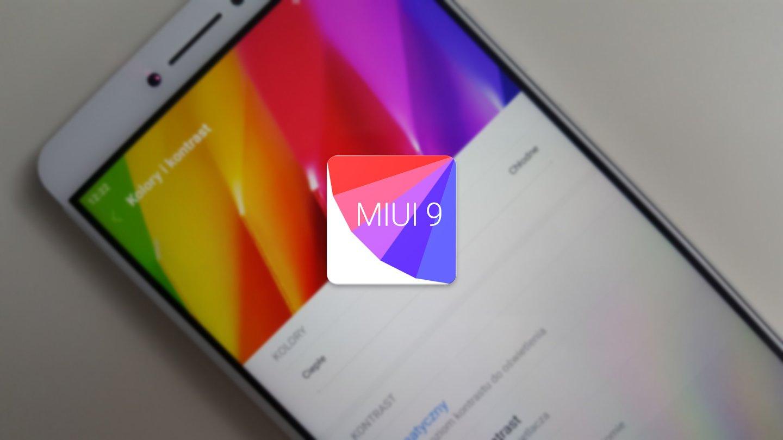 Na to czekaliście: Xiaomi Mi Max dostał aktualizację do MIUI w wersji 9 18