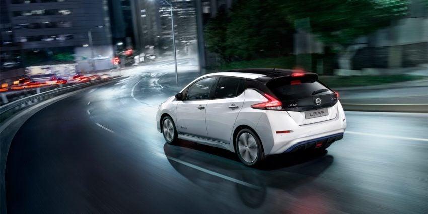 Tabletowo.pl Nissan nie czeka na wejście w życie ustawy o elektromobilności. Leaf już teraz tańszy o wartość akcyzy Moto