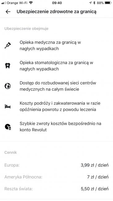 Tabletowo.pl Revolut wprowadza ubezpieczenie podróżne. Nowość? Aplikacja wykryje kiedy go potrzebujemy Nowości