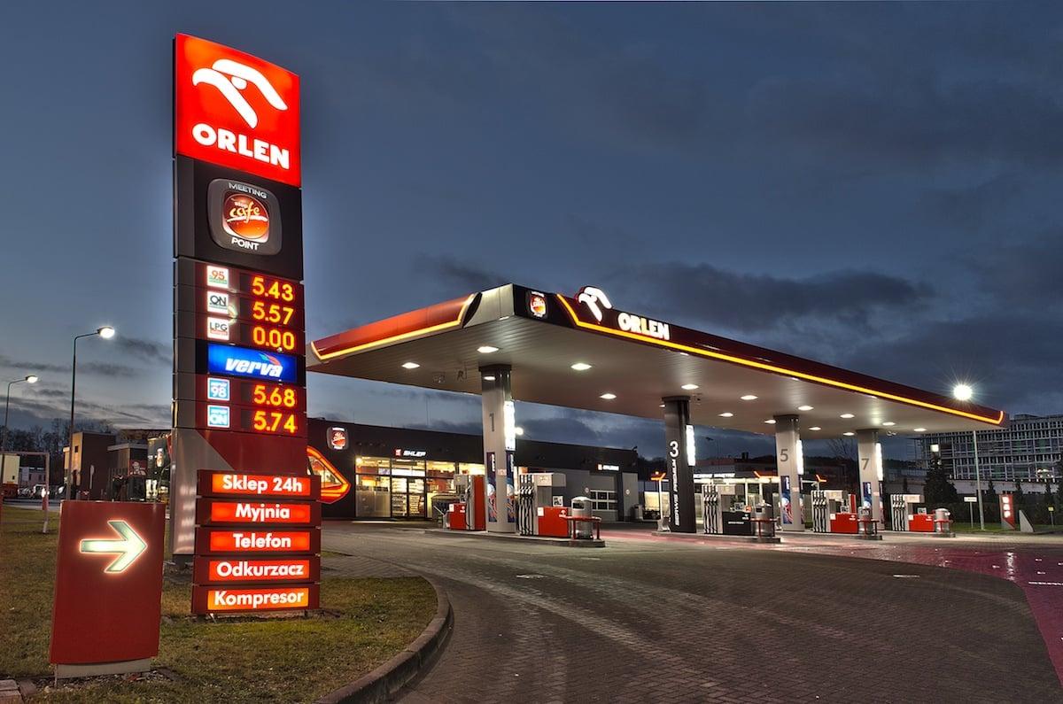 Już niedługo samochód elektryczny będzie można naładować na stacjach ORLEN 26
