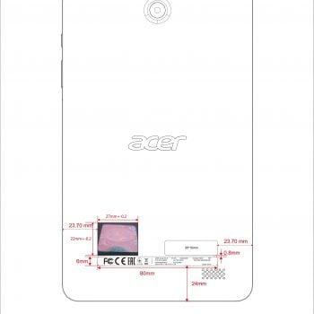 Tabletowo.pl Acer szykuje nowy, budżetowy tablet - model Acer Iconia One 8 2018. Znamy specyfikację Acer Android Tablety