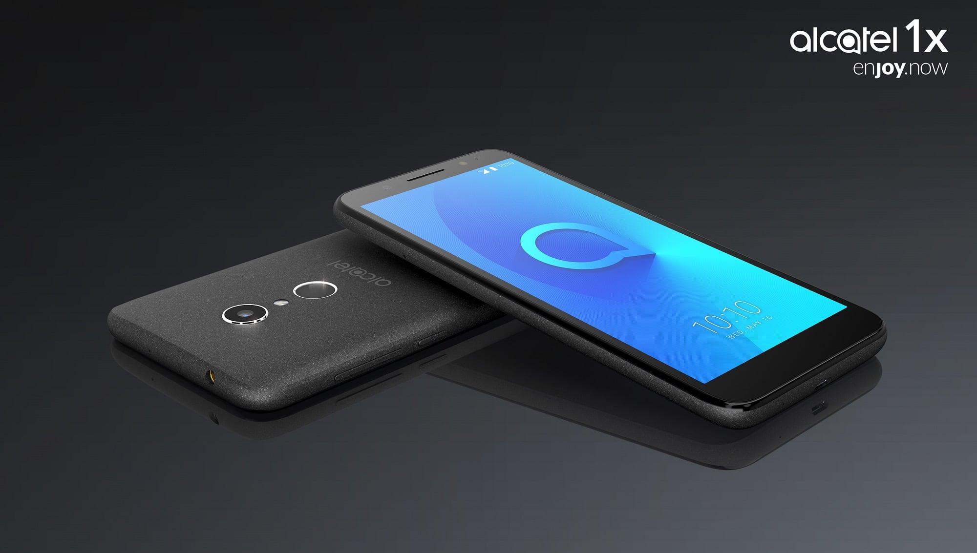 Tabletowo.pl W 2018 roku Alcatel zaoferuje trzy serie - Alcatel 5, 3 oraz 1 - i dla każdego przygotuje coś odpowiedniego Alcatel Android CES 2018 Smartfony