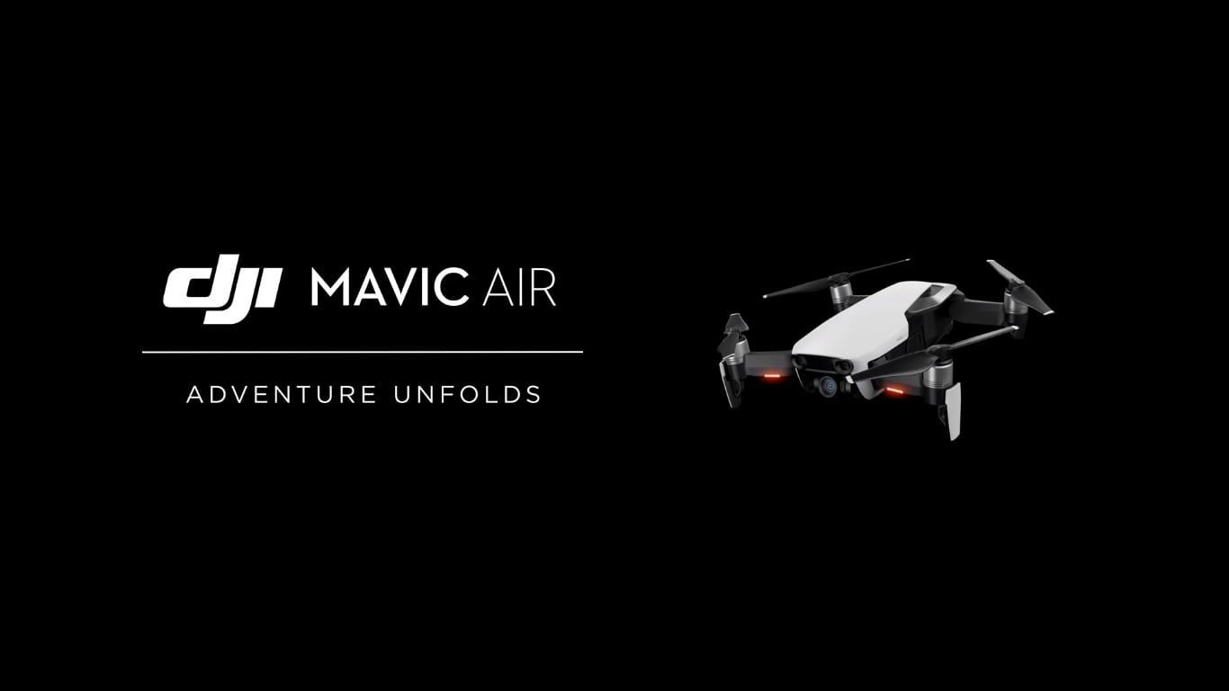Premiera DJI Mavic Air - mały, ale wariat 19