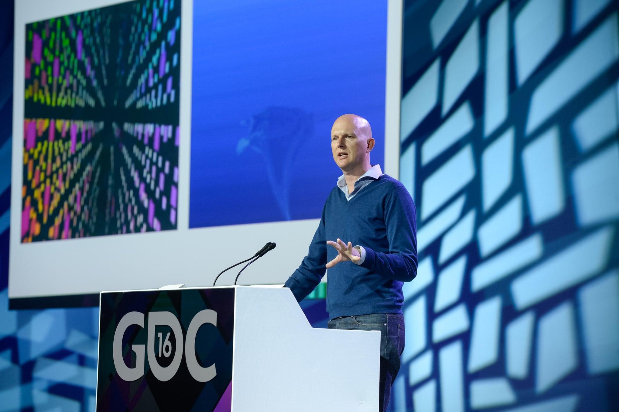 Tabletowo.pl Były menadżer Xboxa, Phil Harrison, dołącza do Google. Firma zbiera swój Dream Team dla gier AR? Google Rozszerzona rzeczywistość Wirtualna rzeczywistość Wydarzenia
