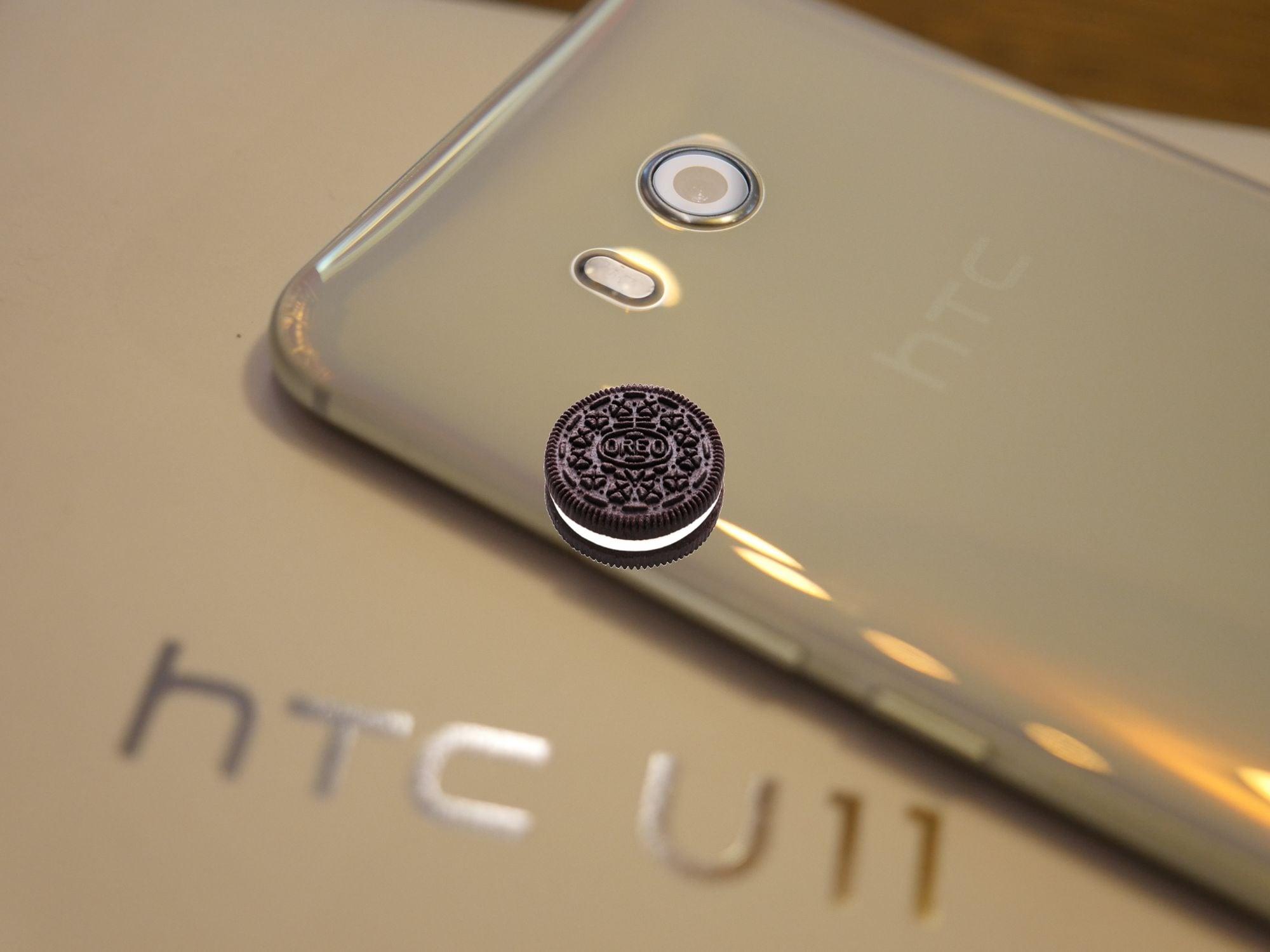 Miała być wcześniej, ale jest dopiero teraz - HTC U11 otrzymuje aktualizację do Androida 8.0 Oreo 28