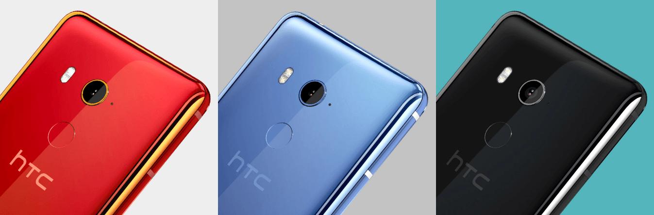 Zadebiutował HTC U11 EYEs - średniak klasy premium z aparatem, jak we flagowym HTC U11 17