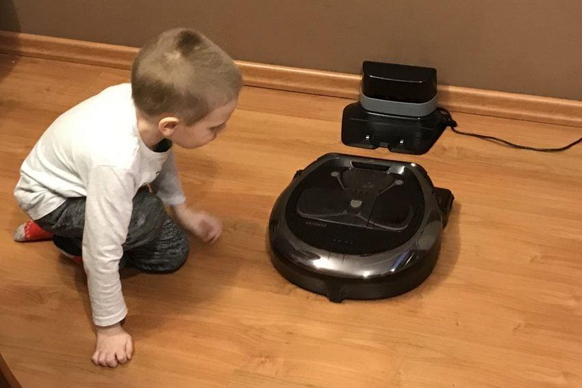 Tabletowo.pl Samsung POWERBot VR7000 Star Wars - Imperium Kontratakuje... w sprzątającym wydaniu Recenzje Samsung Smart Home