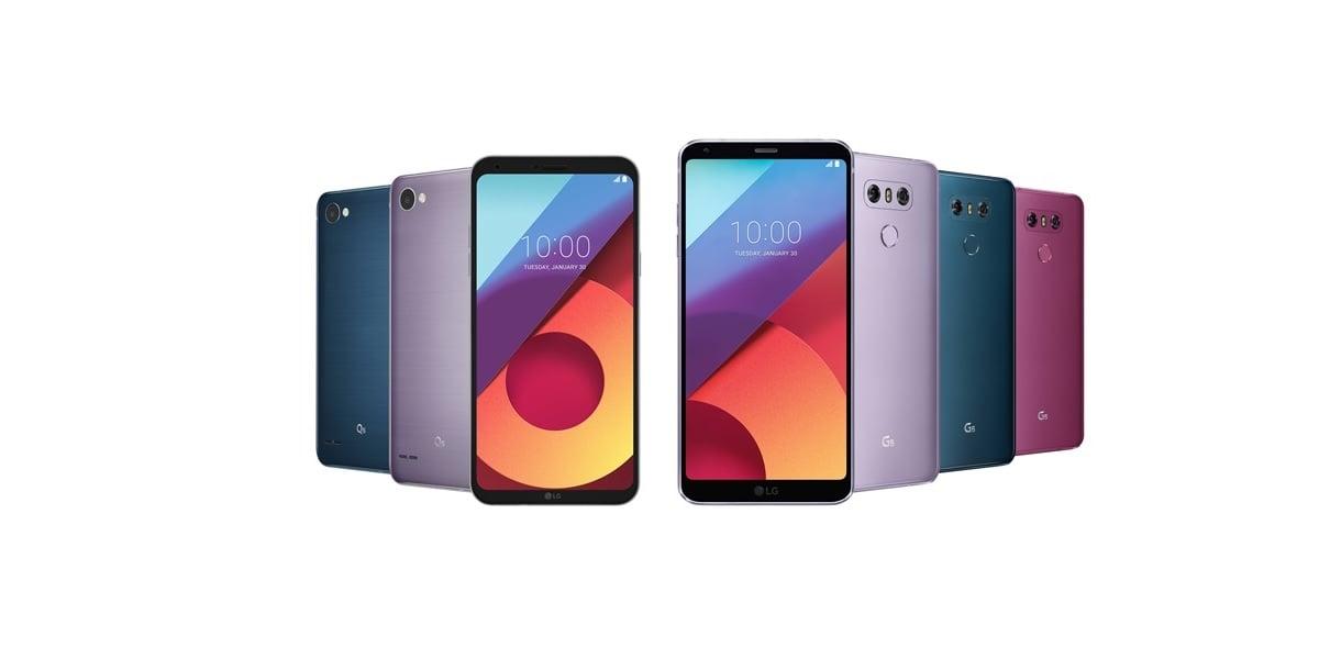 LG G6 i LG Q6 w nowych wersjach, ale nie jest to żadna rewolucja 23