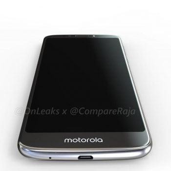 Na tych renderach Motorola Moto G6 Play wygląda całkiem atrakcyjnie. Ma też (nie najgorszą) specyfikację