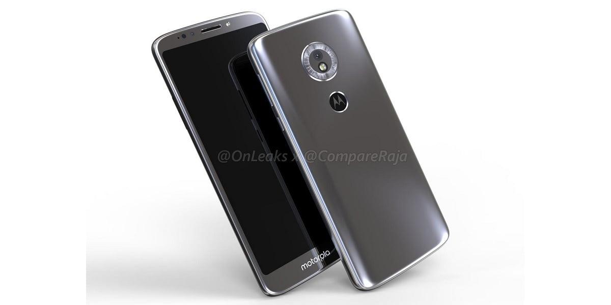 Na tych renderach Motorola Moto G6 Play wygląda całkiem atrakcyjnie. Ma też (nie najgorszą) specyfikację 22