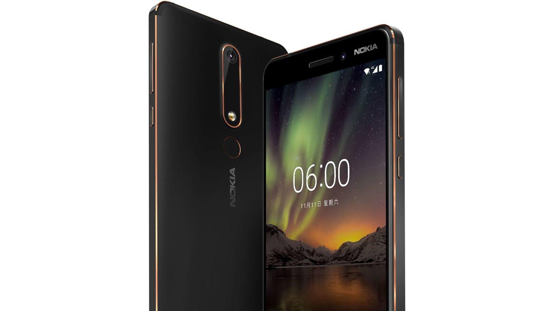 Nowa Nokia 6.1 (2018) dostępna w Polsce w dwóch konfiguracjach. Znamy cenę każdej z nich 20