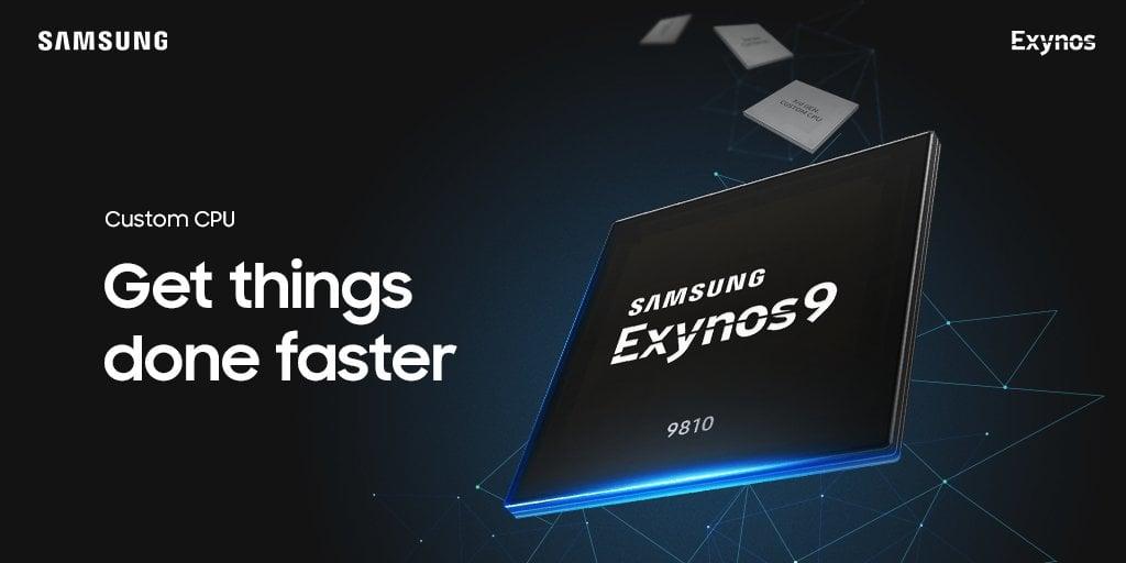 Tabletowo.pl Samsung wyprodukuje własny procesor do obsługi sztucznej inteligencji? Ciekawostki Samsung Technologie