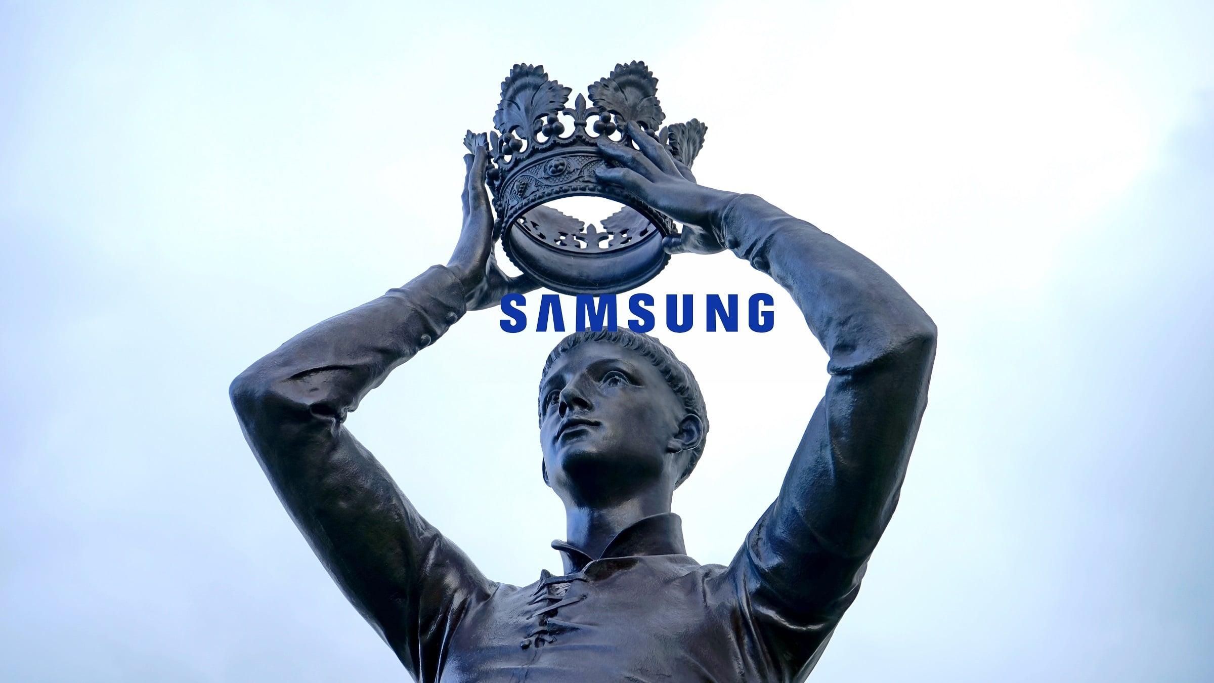 Samsung rządzi w Europie, ale konkurencja może go szybko dogonić