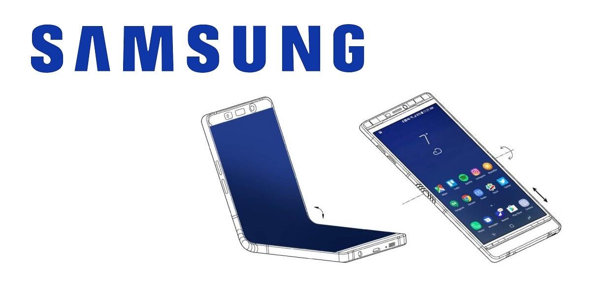 Tabletowo.pl Składany smartfon Samsunga może składać się inaczej niż myśleliśmy. Aż dziwne, że nikt na to nie wpadł Android Plotki / Przecieki Samsung Smartfony
