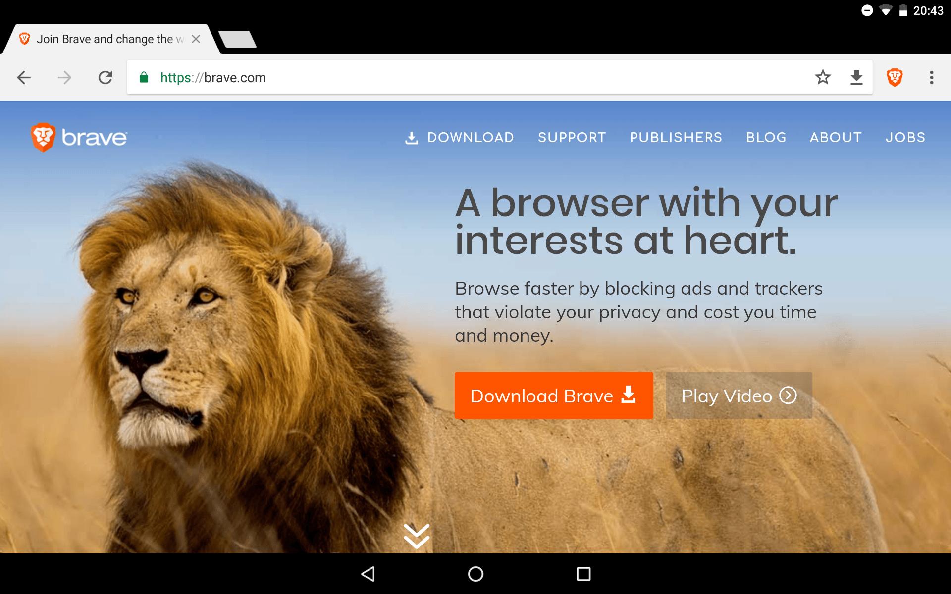 Brave Browser to przęglądarka, która szybko zyskuje na popularności. Jak się sprawdza? 20