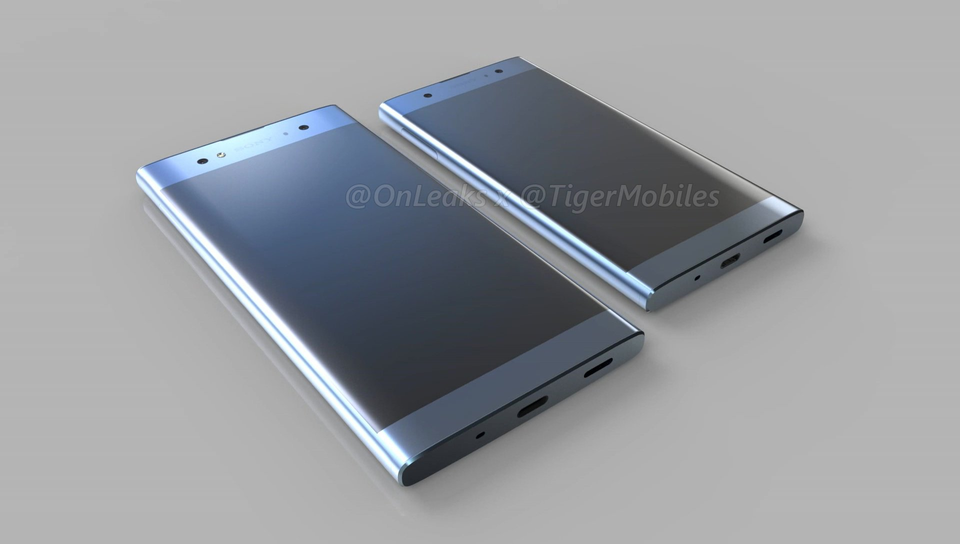 Tabletowo.pl Gdybyście się zastanawiali, jak będą wyglądać Sony Xperia XA2 i Sony Xperia XA2 Ultra, to właśnie tak Android Plotki / Przecieki Smartfony Sony
