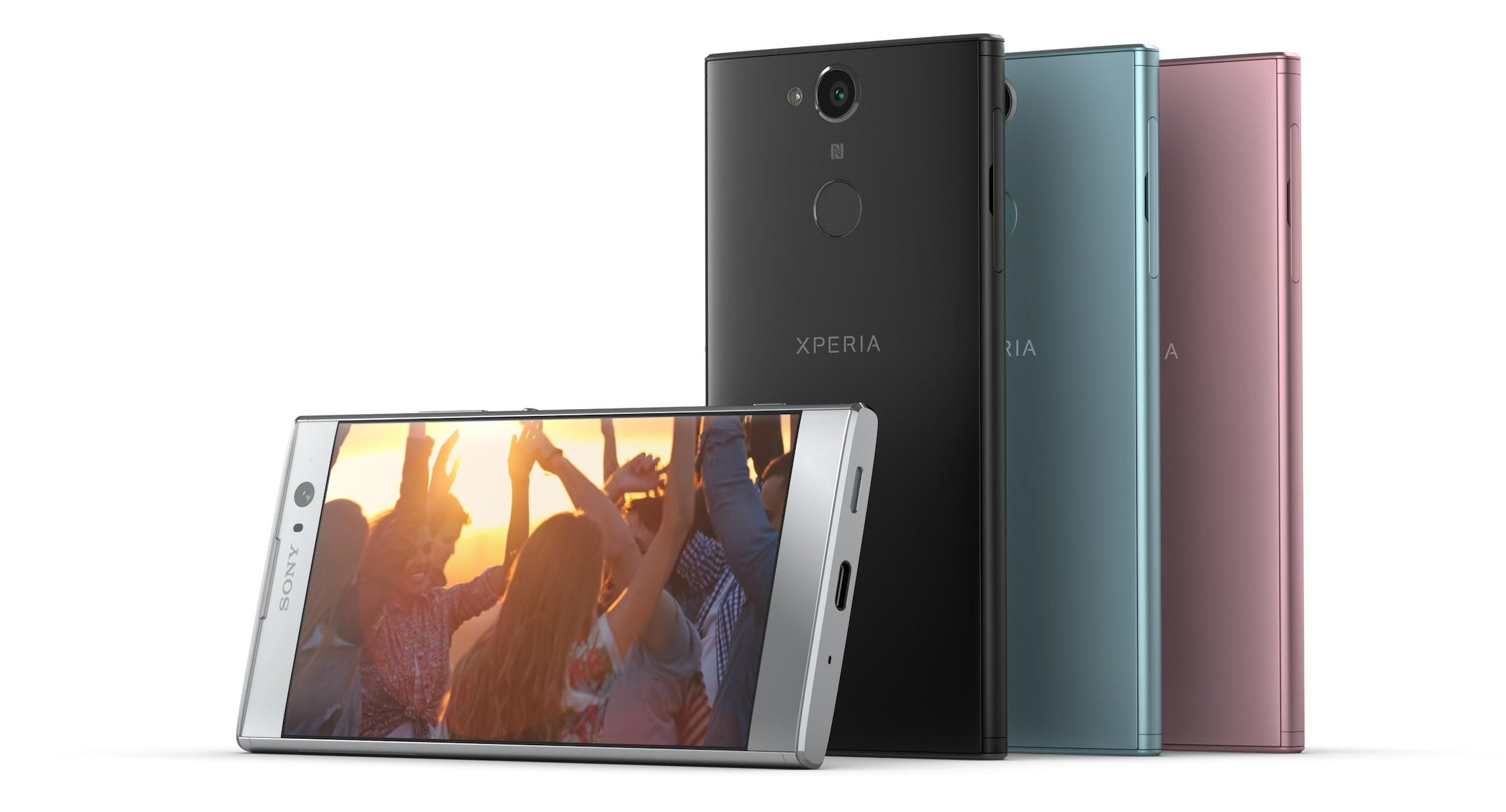 Sony Xperia XA2, Sony Xperia XA2 Ultra i Sony Xperia L2 oficjalnie