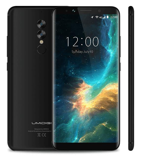 Tabletowo.pl Wkrótce ruszy przedsprzedaż UMIDIGI S2 Lite - średniaka z baterią 5100 mAh w atrakcyjnej cenie Android Chińskie Nowości Smartfony