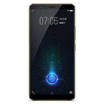 Tabletowo.pl Vivo X20 Plus UD - pierwszy smartfon z czytnikiem linii papilarnych w ekranie - nareszcie oficjalnie Android Nowości Smartfony Vivo