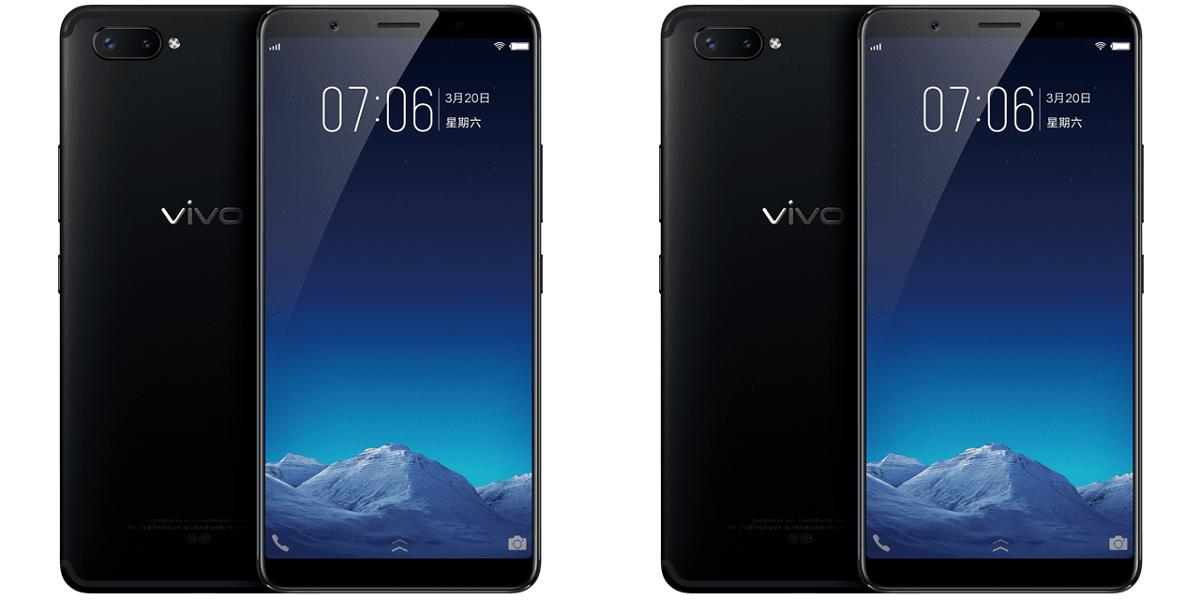 Tabletowo.pl To Vivo X20 Plus UD będzie pierwszym na świecie smartfonem z czytnikiem linii papilarnych w ekranie Android Smartfony Vivo