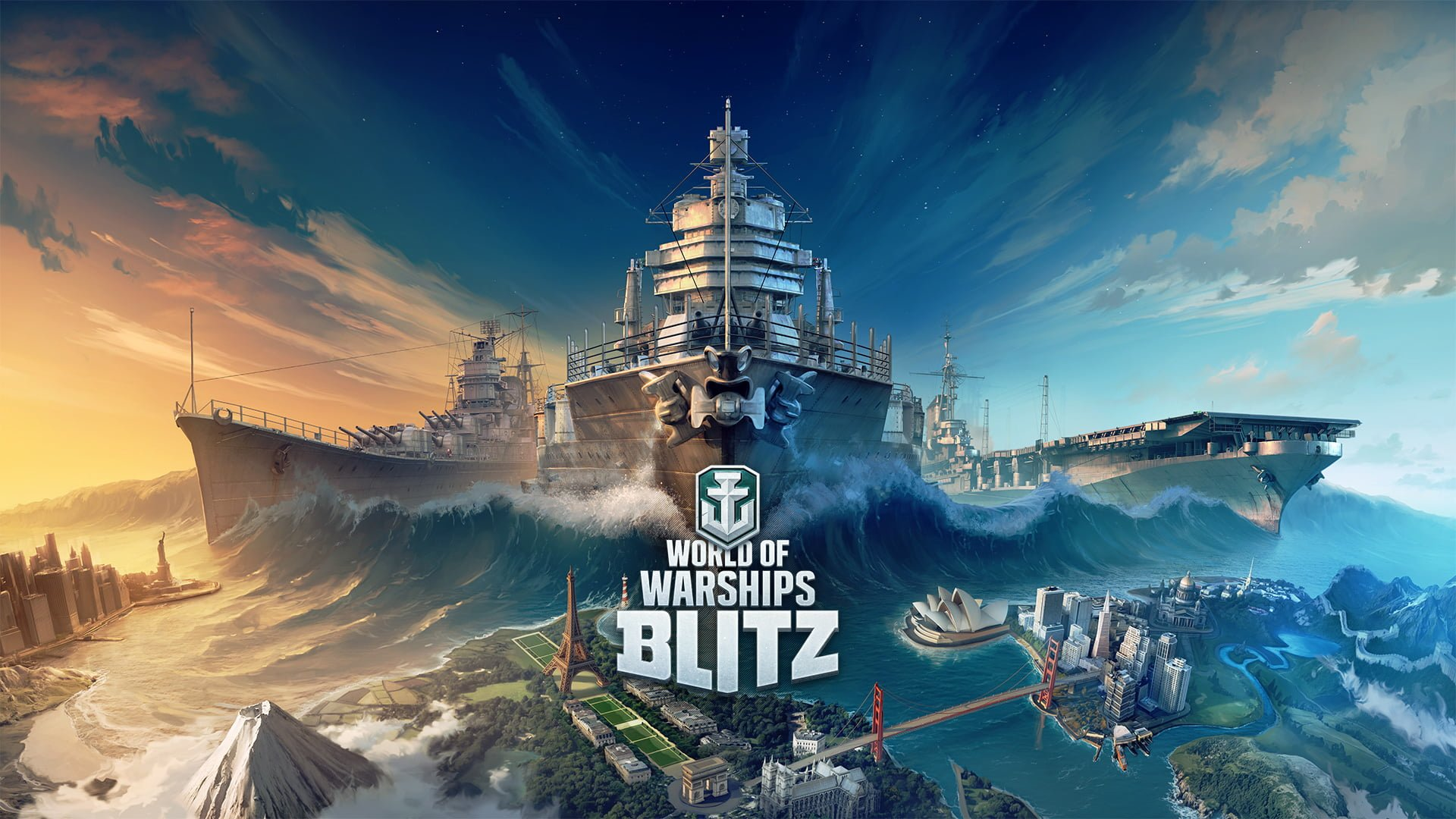 Recenzja World of Warships Blitz - ♬znów bijatyka, znów bijatyka, bijatyka cały dzień♬ 19