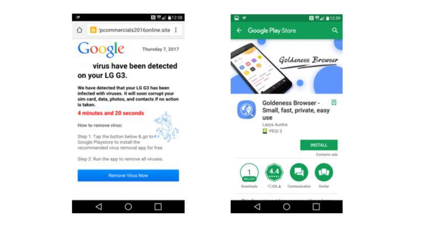 Tabletowo.pl W Google Play pojawiło się złośliwe oprogramowanie wyświetlające treści pornograficzne. Również w grach dla dzieci Android Bezpieczeństwo Nowości Raporty/Statystyki